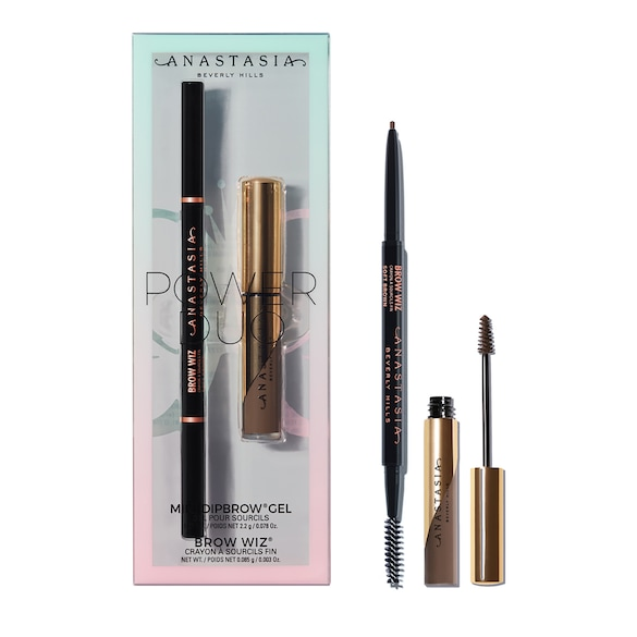 Kits Brow Power Duo - Soft Brown, ANASTASIA BEVERLY HILLS